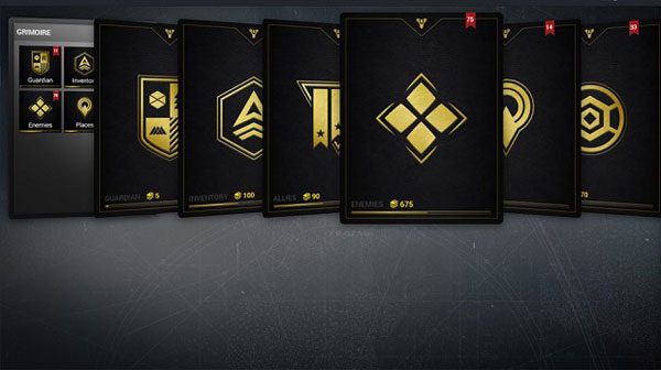 destiny-guide-grimoire-cards-categories